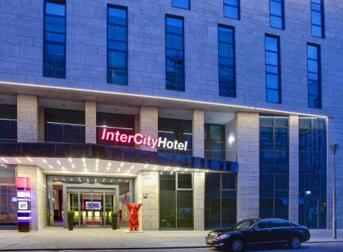 InterCityHotel Berlin Hauptbahnhof photo 13