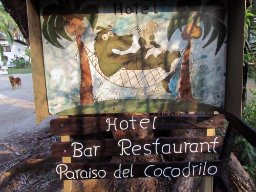 Hotel Paraiso del Cocodrilo Photo
