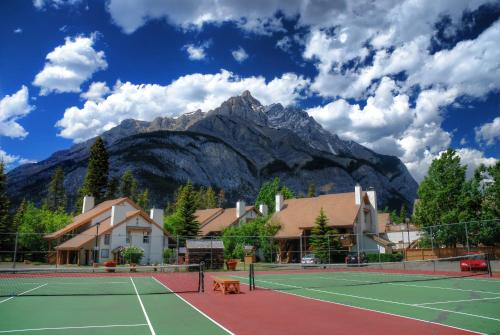 Banff Rocky Mountain Resort Photo