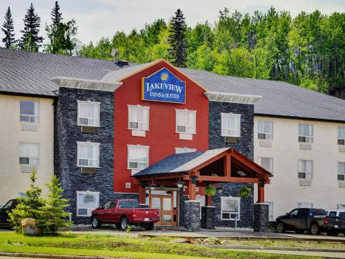 Lakeview Inn & Suites Slave Lake Photo