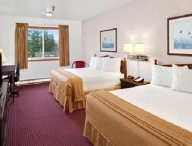 Juneau Airport Travelodge Hotel Photo