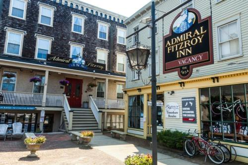 Photo of Admiral Fitzroy Inn