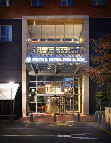 Protea Hotel Fire & Ice, Johannesburg, South Africa, picture 43