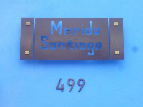 Hotel Merida Santiago Photo