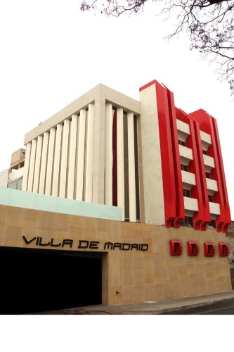 Hotel Villa de Madrid Photo