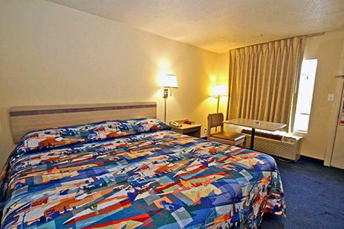 Knights Inn Jacksonville North - Jacksonville, FL 32218