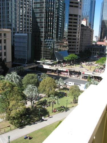 Adina Apartment Hotel Brisbane Anzac Square (formerly Rendezvous) photo 7