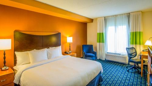 Fairfield Inn & Suites-Washington DC Photo