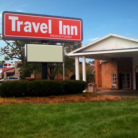 Travel Inn Rockford - Rockford, IL 61108
