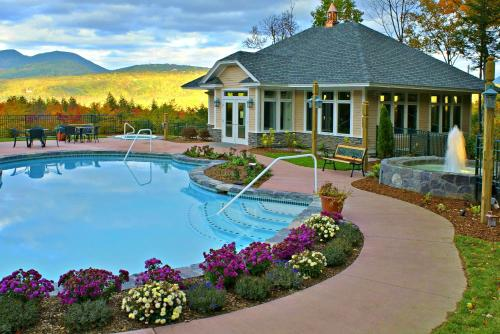 Luxury Mountain Getaways at Nordic Condominium Village Photo