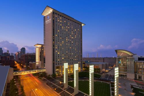 Hyatt Regency McCormick Place - chicago -