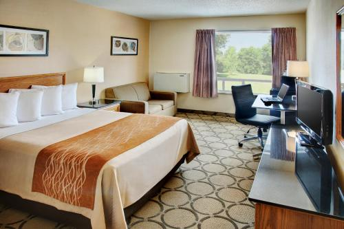Comfort Inn Edmundston Photo