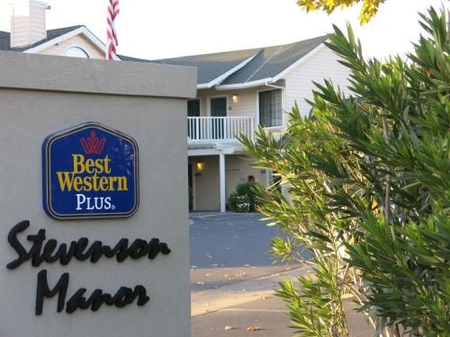 Best Western Plus Stevenson Manor - Calistoga, CA 94515
