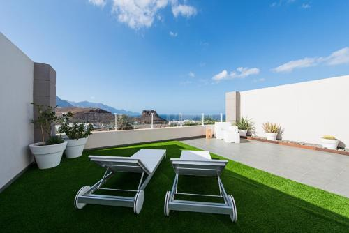 thesuites GranCanaria Apartments, Агаэте