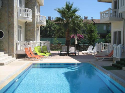 Fethiye Sea Breeze Apartment adres
