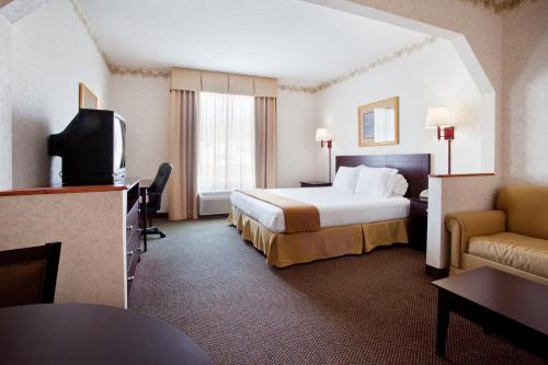 Holiday Inn Express Hotel & Suites Hiawassee Photo