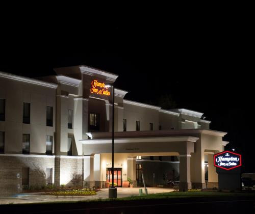 Hampton Inn and Suites Hope Photo