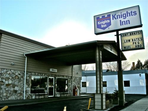 Knights Inn - Baker City Photo