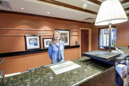 Hampton Inn & Suites Pinedale Photo