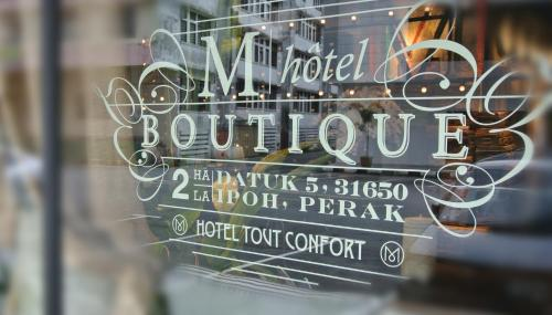 M Boutique Hotel, Ипох