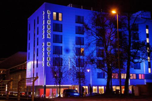bigBOX HOTEL Kempten photo 12