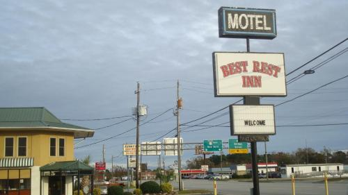 Best Rest Inn - Jacksonville Photo