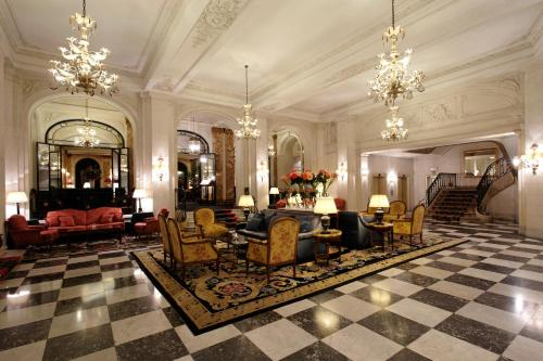 Hotel Le Plaza Brussels photo 29