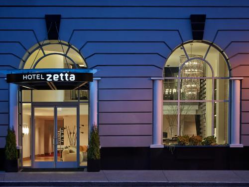 Hotel Zetta San Francisco Photo