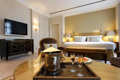 Hotel Le Plaza Brussels photo 31