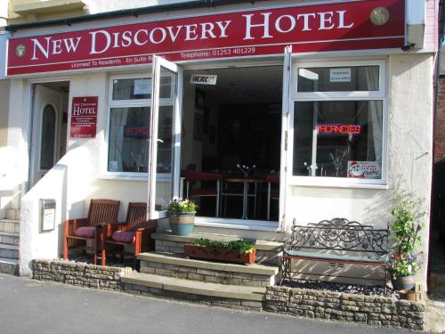 New Discovery Hotel (B&B)
