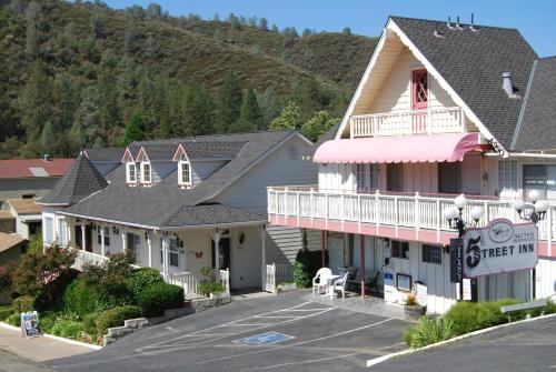 5th Street Inn - Mariposa, CA 95338