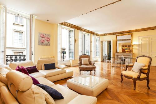 Private Apartments - Invalides - Eiffel Tower - фото 0