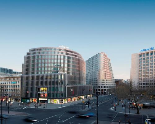 Swissôtel Berlin Kurfürstendamm photo 10