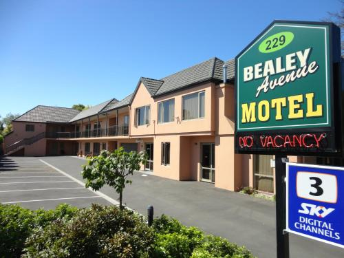 Bealey Avenue Motel - christchurch -