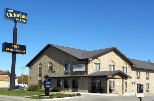New Victorian Inn & Suites Kearney Photo