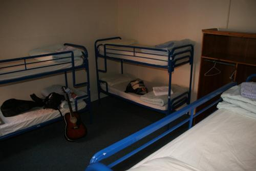 Bed in 6 Bed Mixed Dorm Shared Bathroom