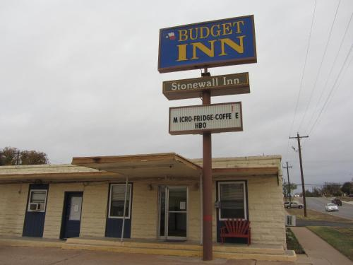Budget Inn Ballinger Photo