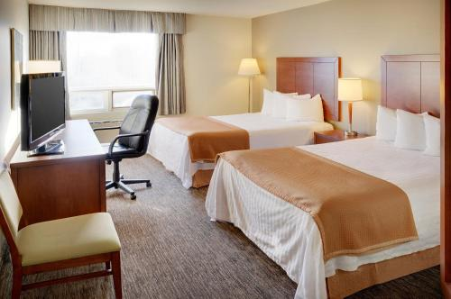 Travelodge Sudbury, green hotel in Sudbury, Canada