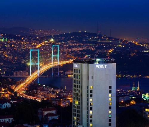 İstanbul Point Hotel Barbaros reservation