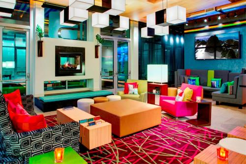 Aloft Dulles Airport North Ashburn