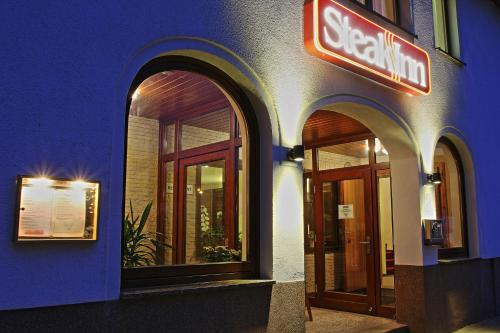 Hotel-overnachting met je hond in Steak Inn - Neusalza-Spremberg
