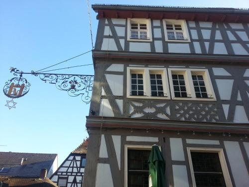 Hotel Blaues Haus (Bed & Breakfast)