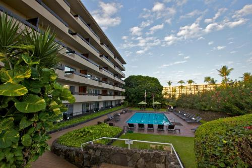 Kona Seaside Hotel Photo
