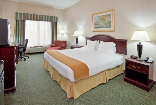 Holiday Inn Express Hotel & Suites Shiloh/O'Fallon Photo