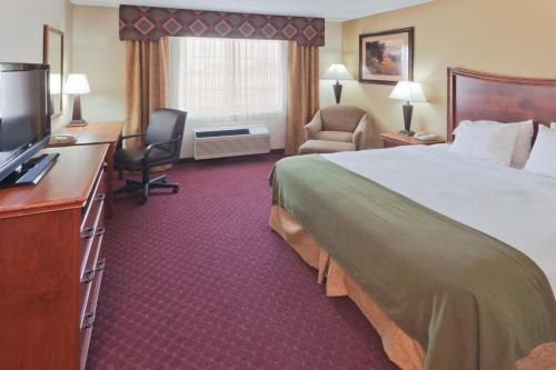 Holiday Inn Express Hotel & Suites Pierre-Fort Pierre Photo