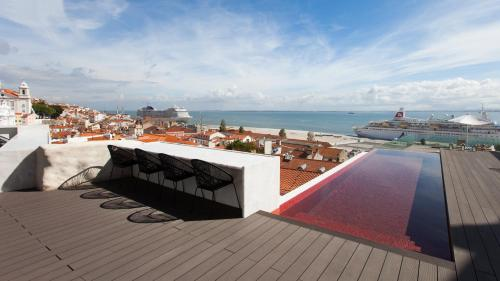 Memmo Alfama - Design Hotels impression