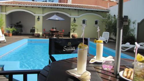 Altos De Balcarce Hotel Photo