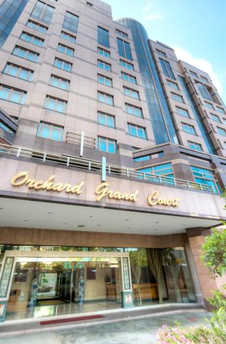 Orchard Grand Court - singapour -