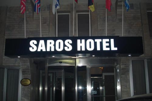 Kesan Saros Hotel how to go