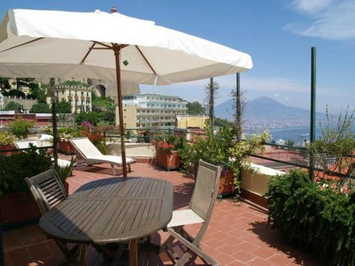 Best Price on Una terrazza sul golfo in Naples + Reviews!